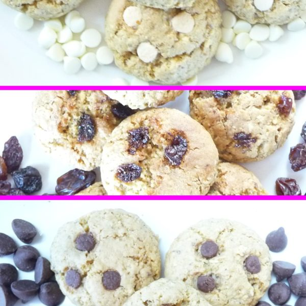 Assorted Sugar Free Lactation Cookies