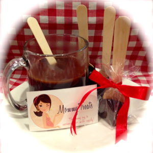 Lactation Chocolate Spoons